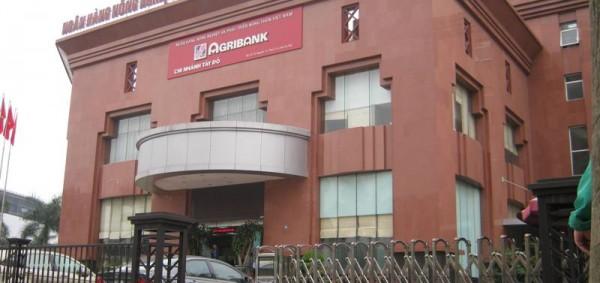 Ngân hàng Agribank CN Tây Đô