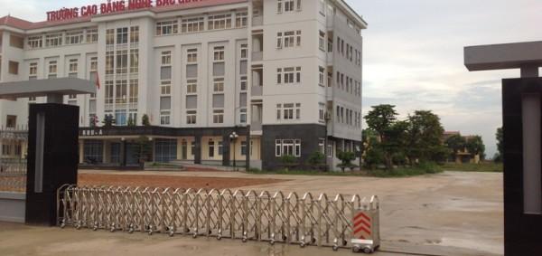 Trường CĐ nghề Bắc Giang