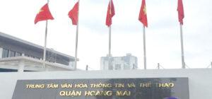 Cột cờ inox 201 - Cột cờ inox giá rẻ Hồng Môn