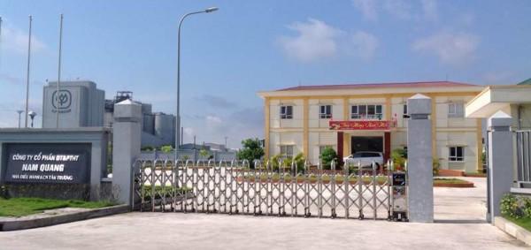 Nhà điều hành KCN Tân Trường