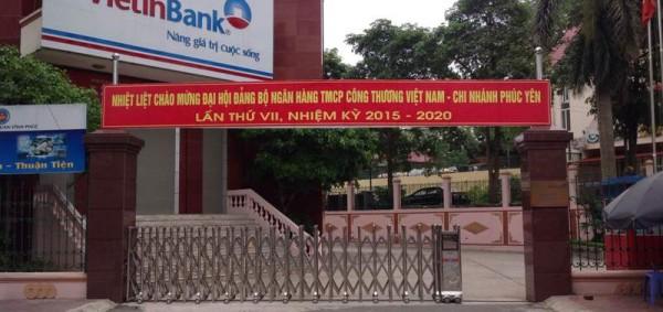 Vietinbank Phú Yên
