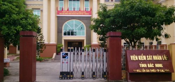 Viện Kiểm sát tỉnh Bắc Ninh