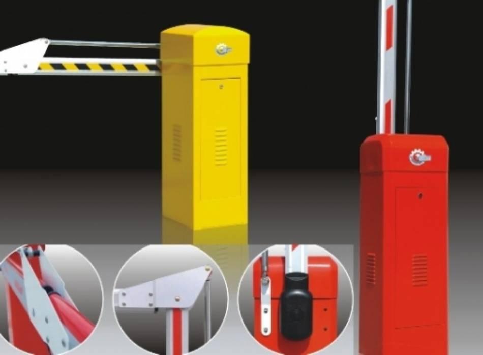 Barie tự động nhập khẩu / Rào cản tự động vào / rào cản giao thông
